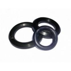 Уплотнительное кольцо для труб ø40 плоское сечение