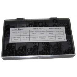 Набор сальников для сантехники ø8 - ø20,5 мм RR 648 - 001