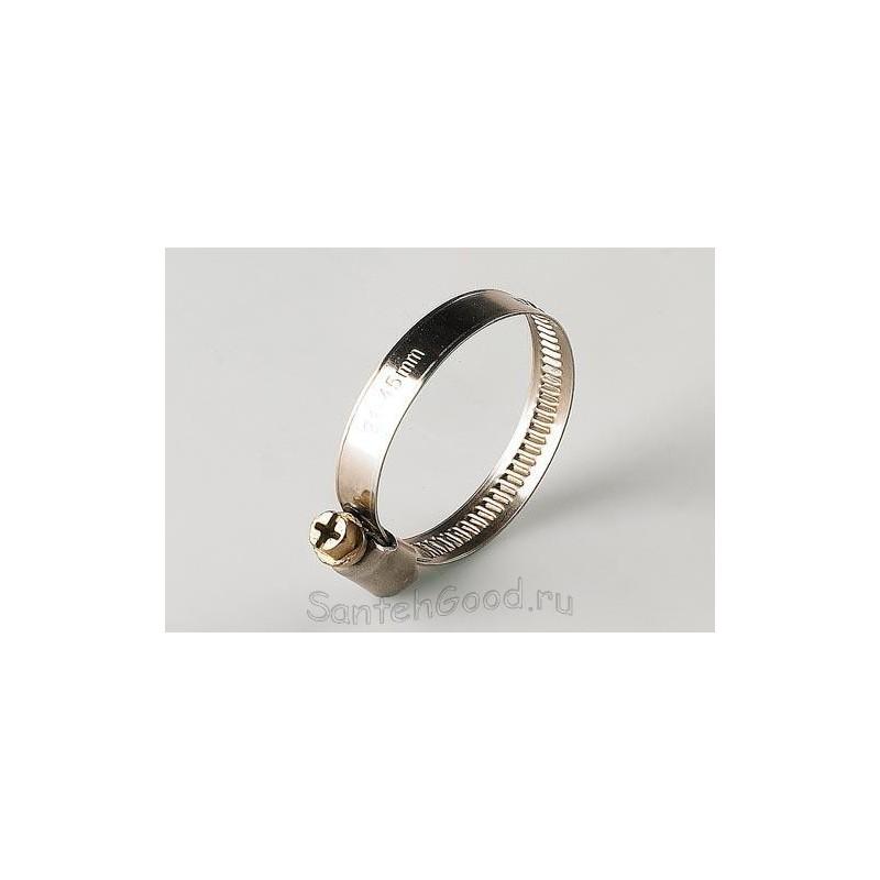 Хомут металлический (13-26 мм) 3/4″-1″
