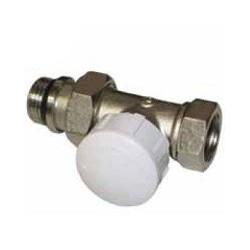 Вентиль для радиатора прямой термостатический (под термоголовку) 1/2″