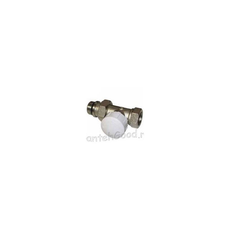 Вентиль для радиатора прямой термостатический (под термоголовку) 3/4″