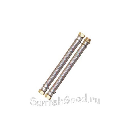 Подводка гибкая для воды FIN-NOX 1″ 50 см в/н