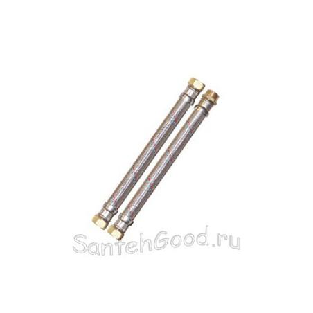 Подводка гибкая для воды FIN-NOX 1″ 80 см в/в