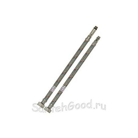 Подводка для смесителя гибкая MILLENIUM М10-1/2″ в/н 200см (пара)