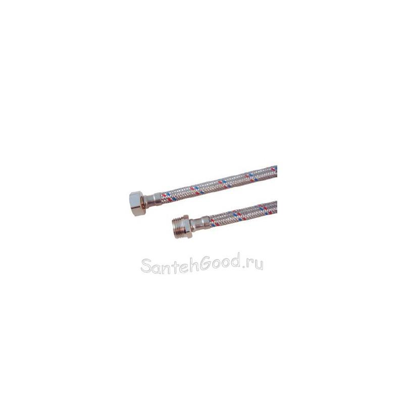 Подводка гибкая для воды MILLEMIUM 1/2″ 20см в/н