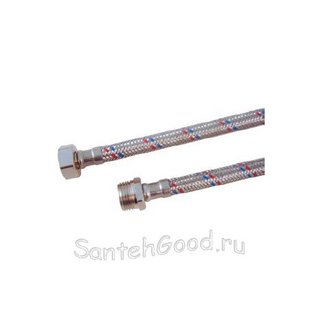 Подводка гибкая для воды MILLEMIUM 1/2″ 80см в/в
