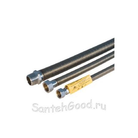 Подводка сильфонная гибкая для газа MILLENIUM 80см 1/2″ в/н