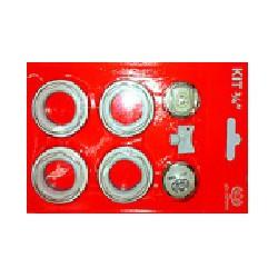 Комплект для радиатора 1/2″ х 1″ (7пр)