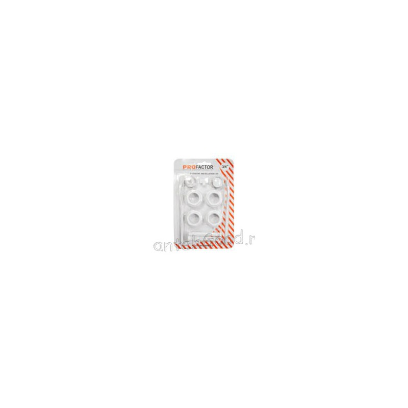 Комплект для радиатора 1/2″ х 1″ (11пр)