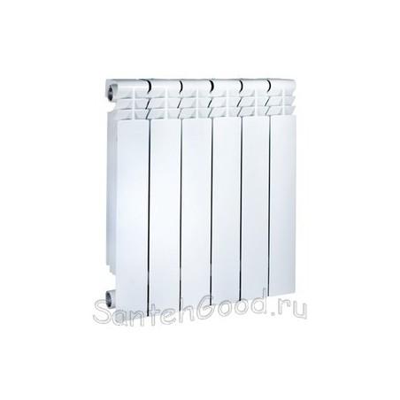 MILLENNIUM Радиатор алюминий h-350-8 секций