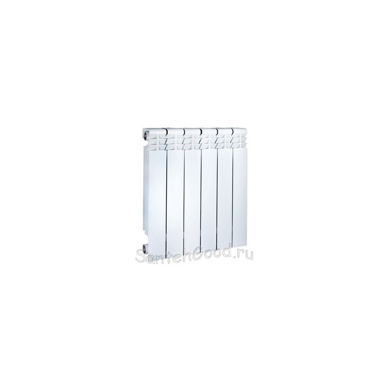 MILLENNIUM Радиатор алюминий h-500-8 секций