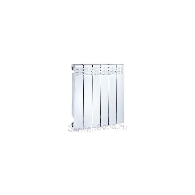 MILLENNIUM Радиатор алюминий h-500-12 секций