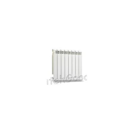 ALURAD Радиатор биметаллический h500-8 секций