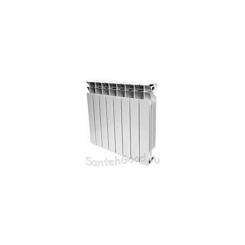 MILLENNIUM Радиатор биметаллический h500-8 секций