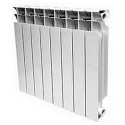 MILLENNIUM Радиатор биметаллический h500-10 секций
