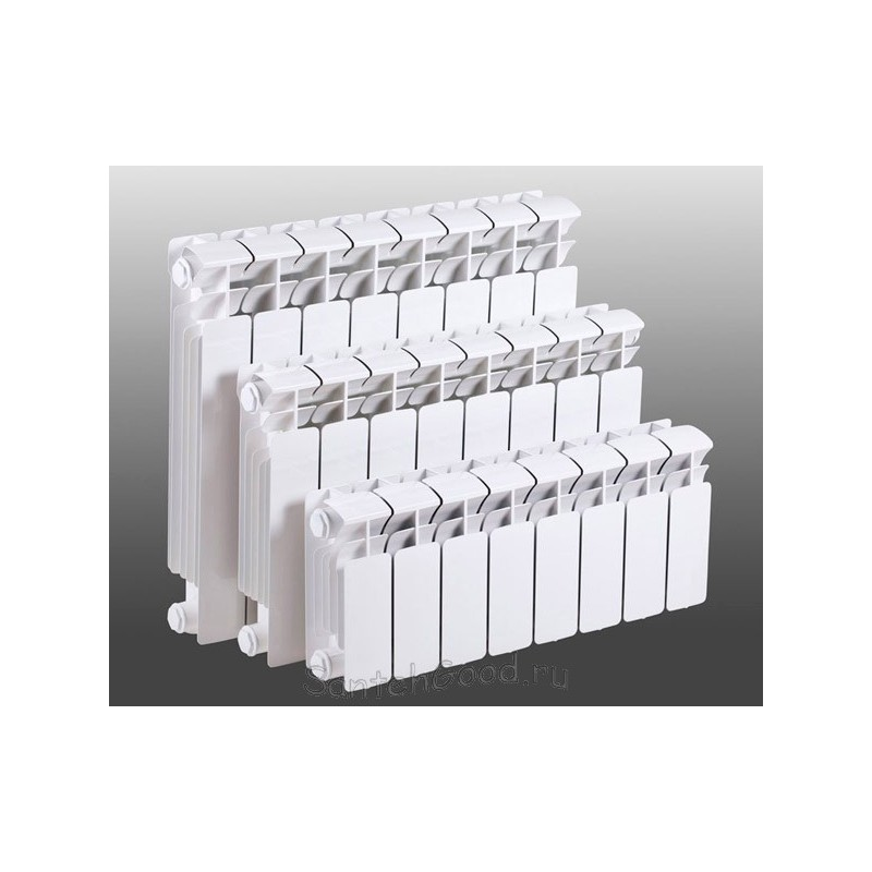 RIFAR Радиатор биметаллический h500-10 секций