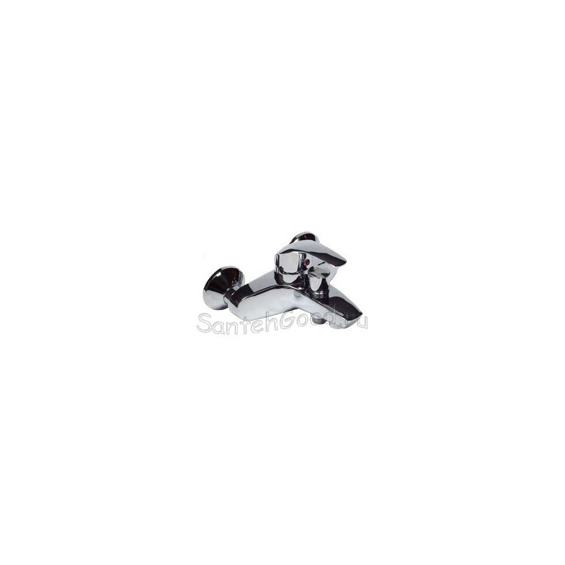 Смеситель для ванной однорычажный KAISER NOVA 23022 хром