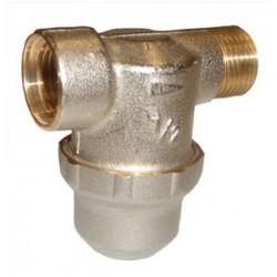 Фильтр грубой очистки Т-образный с сеткой 400 мкм 1/2″ внутр/наружн