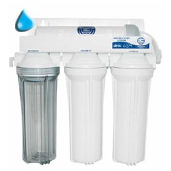 Фильтр 3-х корпусной для очистки воды