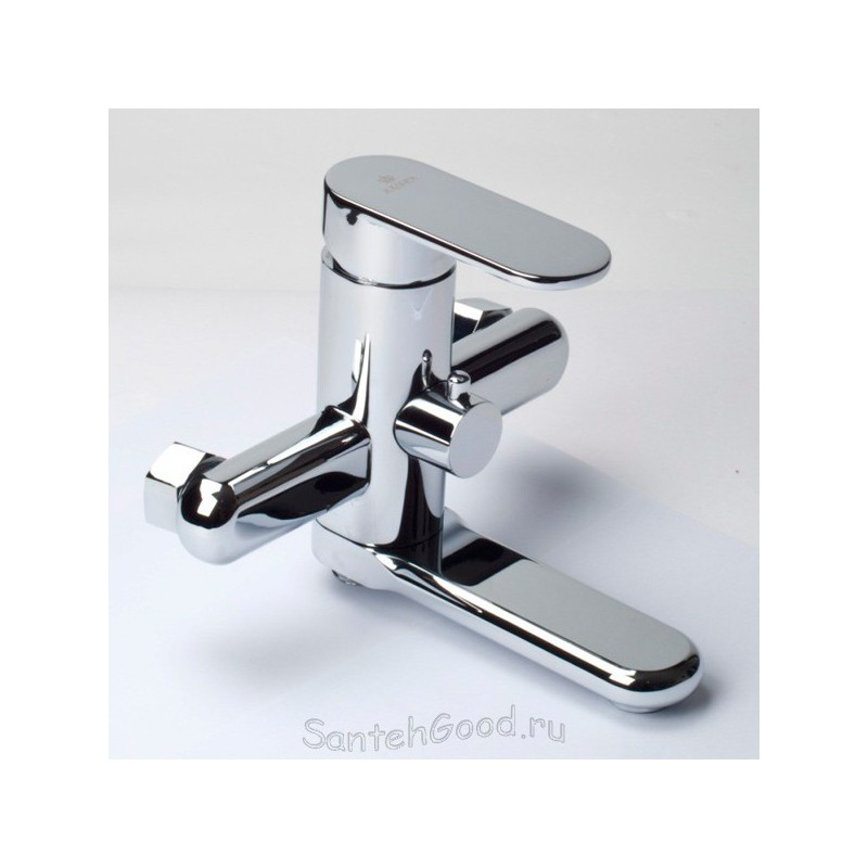 Смеситель для ванной однорычажный KAISER ARENA 33022 хром