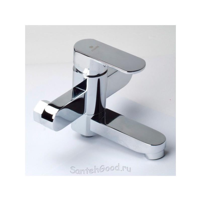 Смеситель для ванной однорычажный KAISER SONAT 34022 хром