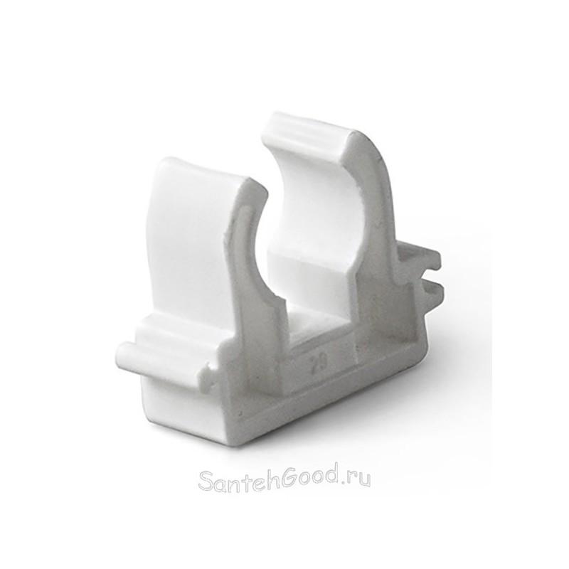 Крепление для труб полипропилен одинарное d-32 мм Pro Aqua PA18012P