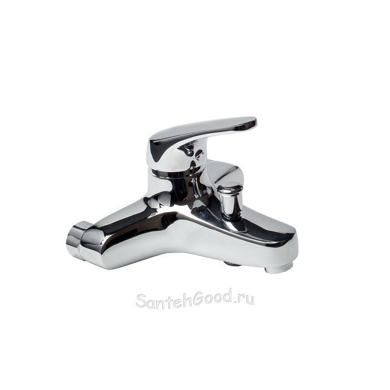 Смеситель для ванной однорычажный KAISER COUNTY 55221 хром