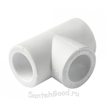 Тройник PP-R полипропиленовый 25 мм Pro Aqua PA14010P