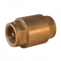 Обратный клапан 1 1/2″ (металлический картридж)