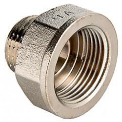 Переходник 3/4″ внутр. х 1/2″ наружн. (никель) VALTEC