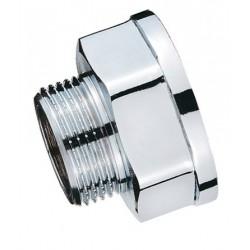 Фитинг переходной хромированный 3/4″ внутр. х 1/2″ наружн. х 15 мм (под ключ) PROFACTOR