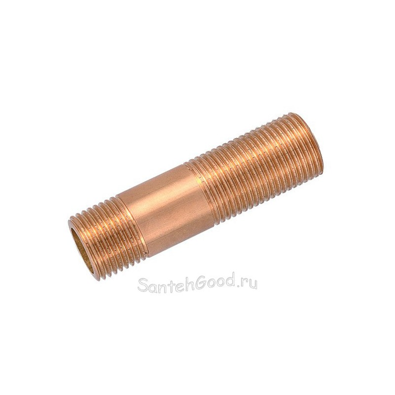 Сгон 3/4″ х 100 мм (латунь) PROFACTOR