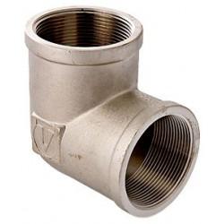 Уголок никелированный 3/4″ внутр. / внутр. VALTEC