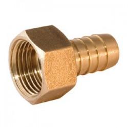 Штуцер для шлангов 1/2″ вн х 16 мм латунь SM