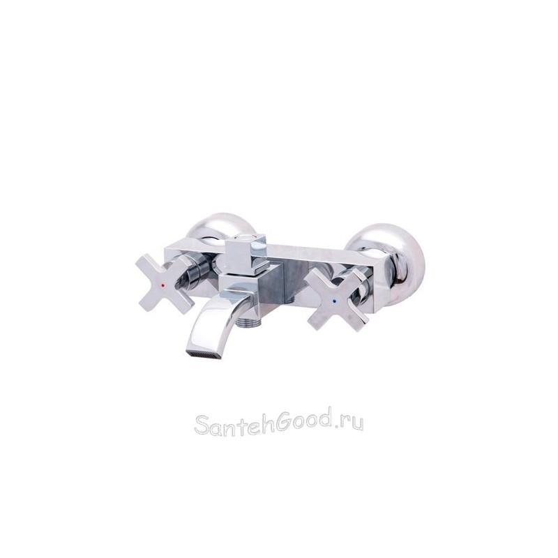 Смеситель для ванной двухвентильный ELGHANSA CHRISTINA 27X0251 хром