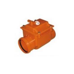 Обратный клапан для канализации d-110-1