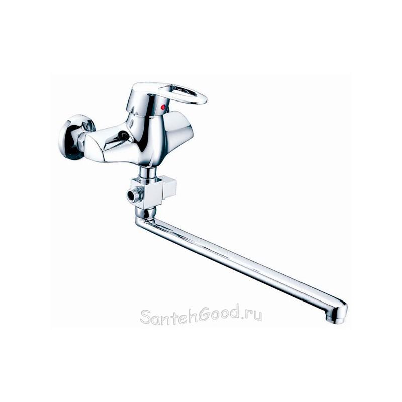 Смеситель для ванной однорычажный ELGHANSA FANTASY 3301918 хром