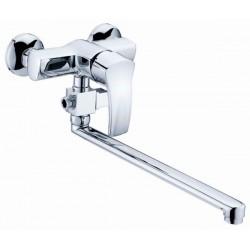 Смеситель для ванной однорычажный ELGHANSA 3313615 хром