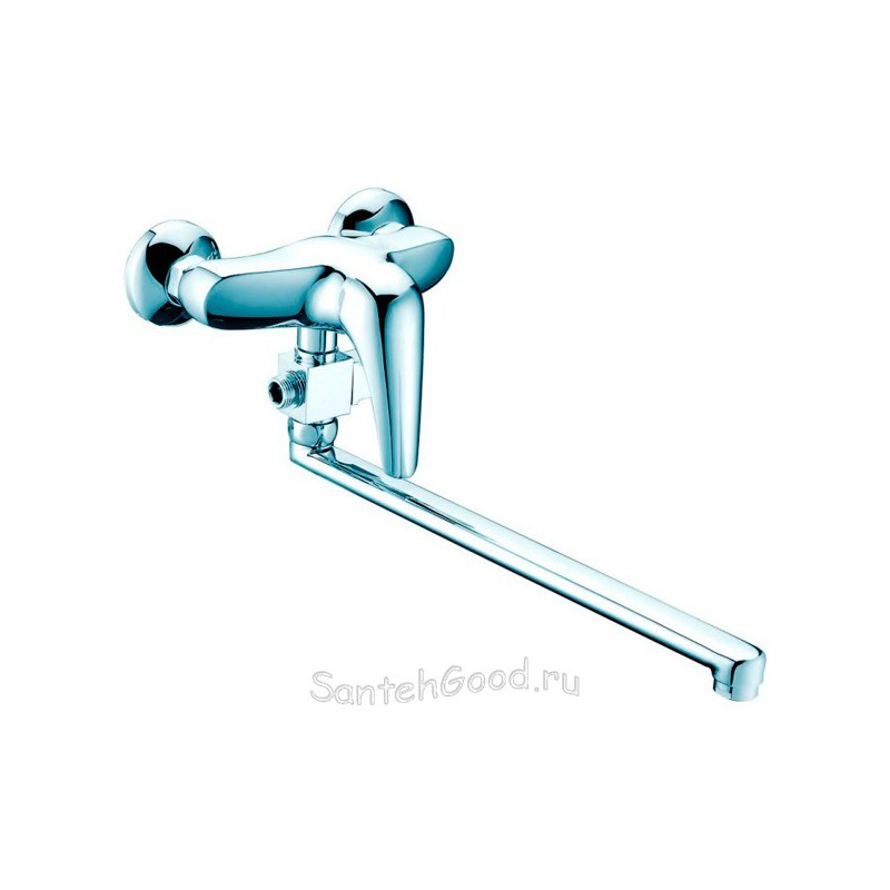 Смеситель для ванной однорычажный ELGHANSA 3315727 хром