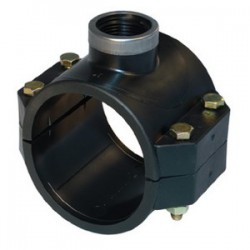 ПНД водоотвод 50-1'' с металлическим кольцом