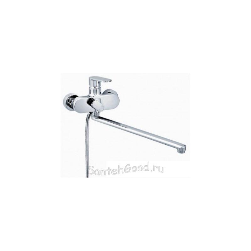 Смеситель для ванной однорычажный ELGHANSA PLATEA 5301102 хром