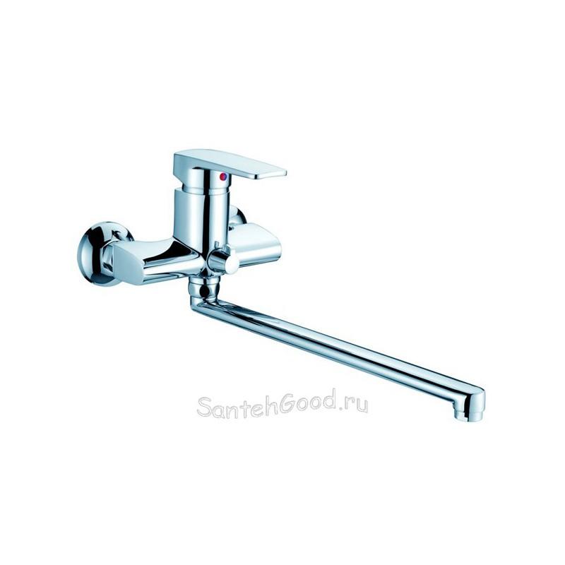 Смеситель для ванной однорычажный ELGHANSA MURI 5301408 хром