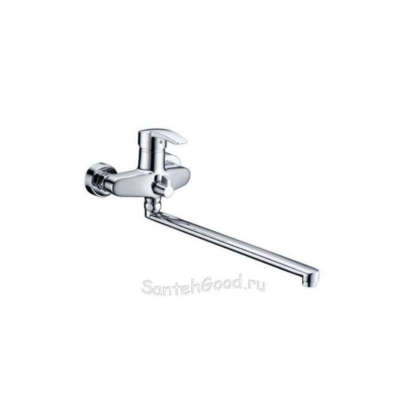 Смеситель для ванной однорычажный ELGHANSA STALLE 5301521 хром