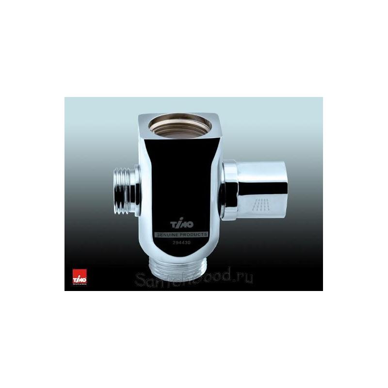Дивертор керамический для смесителя и душа 3/4″ х 1/2″ х 3/4″ TIMO R 240