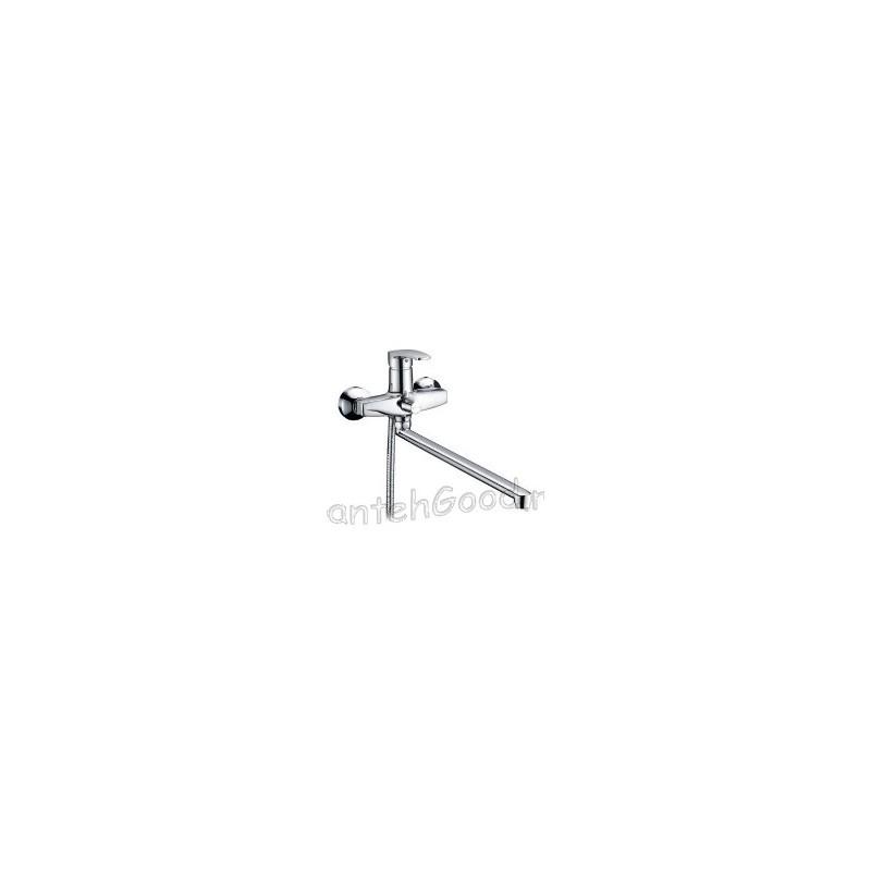 Смеситель для ванной однорычажный ELGHANSA MONICA 5322319 хром