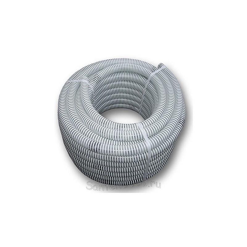 ALI-FLEX Шланг поливочный с жесткой спиральной армировкой DN 32 бухта 25 м