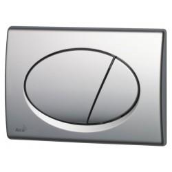 Кнопка управления встроенной системой инсталляции для унитаза ALCAPLAST M072