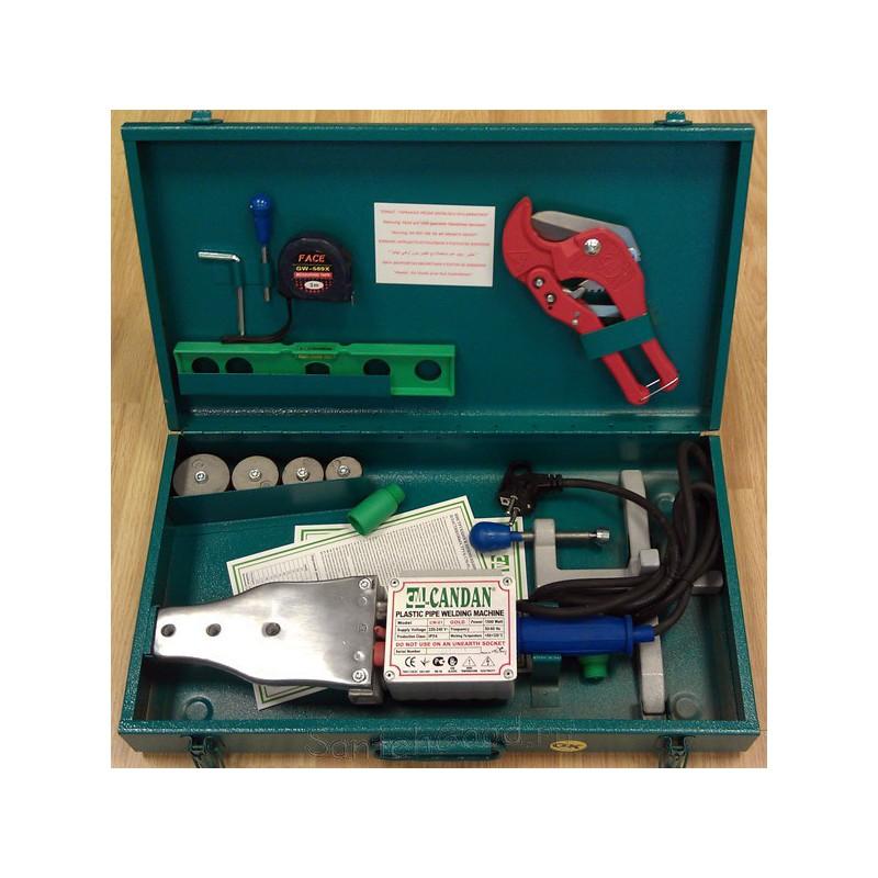 Сварочный аппарат для полипропиленовых труб CANDAN 1500