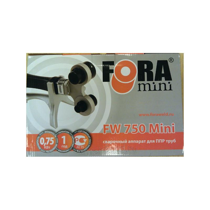 Полипропиленовый паяльник (сварочный аппарат) FORA 750-1