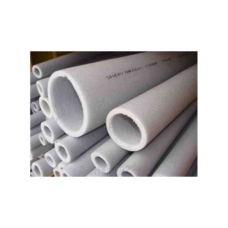 Теплоизоляция для трубы 63мм (трубка 2м)